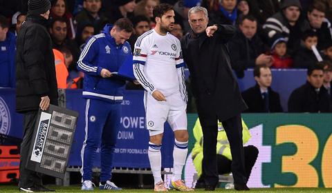 Pat Nevin, người cũ của Chelsea tố Cesc phản bội Mourinho