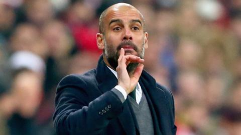 Guardiola gần như sẽ đến Man City vào mùa hè tới. Ảnh: AFP.