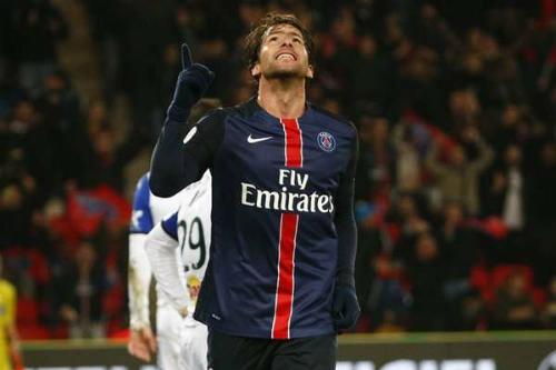 Maxwell góp công vào chiến thắng của PSG. Ảnh: PSG.