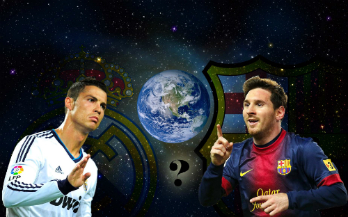 Điệp khúc Ronaldo và Messi, Real và Barca khiến Quả bóng vàng trở nên nhàm chán.