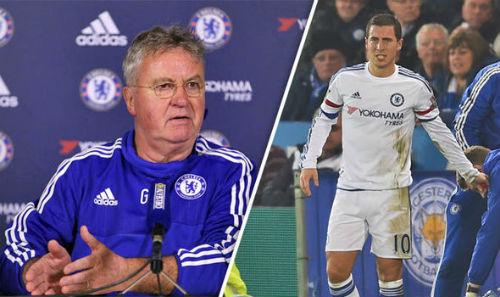 HLV-Guus-Hiddink -dap-tat-hy-vong-khoac-ao-PSG-cua-Eden-Hazard