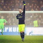 Lucas Perez lập hat-trick giúp Arsenal đại thắng
