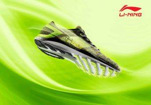 Hãng giày Li-Ning tung ra sản phẩm mới với ưu điểm vượt trội