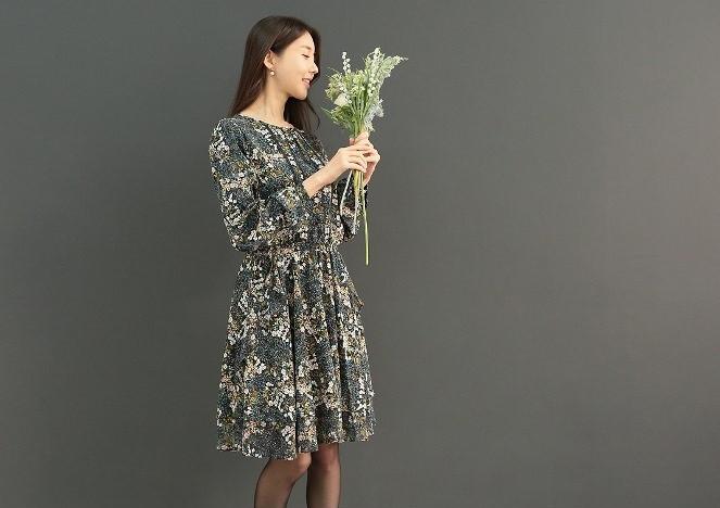 váy xòe đẹp miễn chê