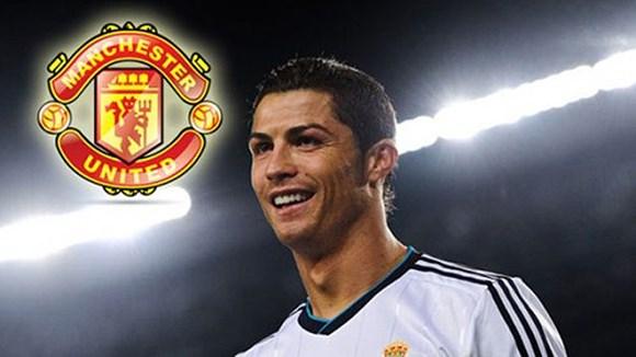 Ronaldo khao khát quay trở lại mu