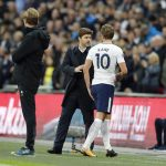 Tottenham mo duoi Man City