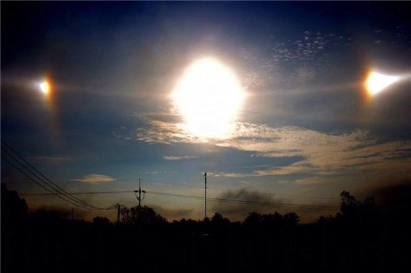 mơ thấy mặt trời