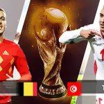 Soi kèo tỷ lệ bóng đá: Bỉ vs Tunisia, 19h00 ngày 23/6