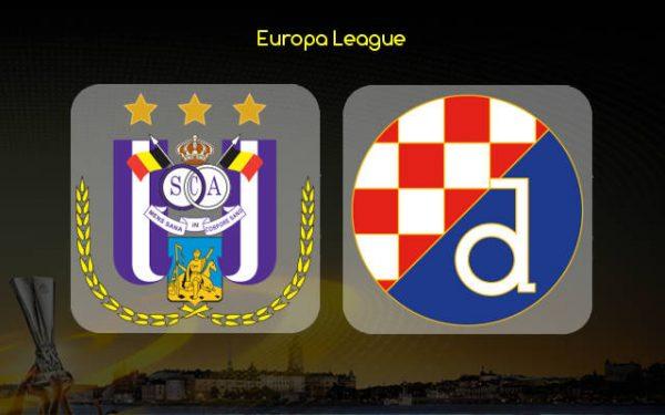 Anderlecht vs Dinamo Zagreb (23h55 ngày 4/10: Cúp Europa League)