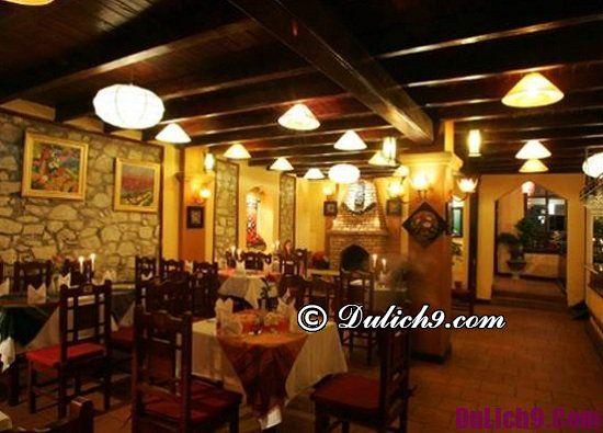 Các địa điểm ăn uống nổi tiếng sapa