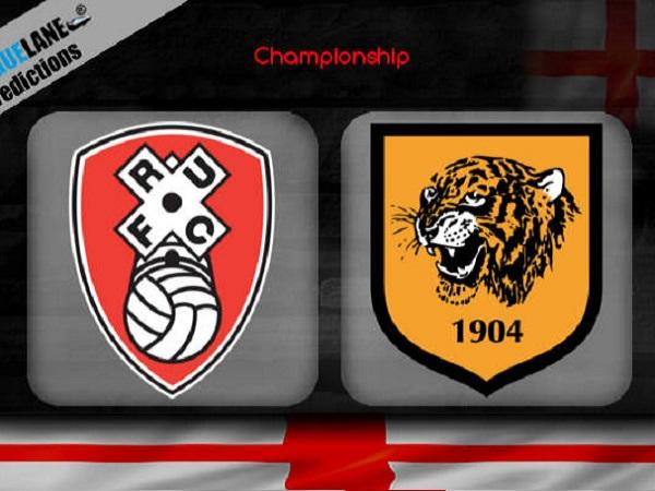 Nhận định Hull City vs Rotherham