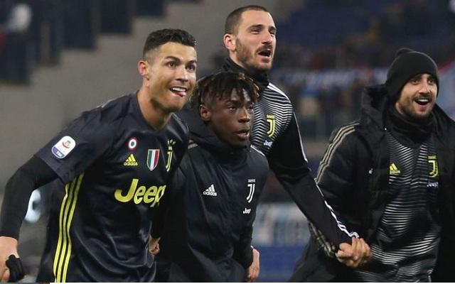 Rodriguez: Hội ngộ Ronaldo tại Juventus là quyết định đúng đắn