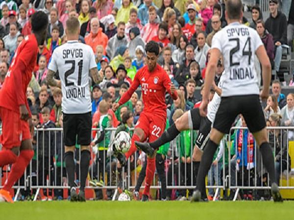 SpVgg Lindau 2-4 Bayern Munich: Đội hình B thắng dễ