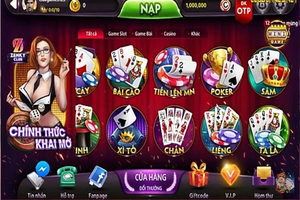 Ưu điểm của game bài đổi thưởng online