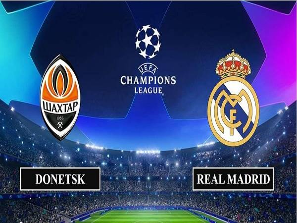 Nhận định kèo Shakhtar Donetsk vs Real Madrid – 00h55, 02/12/2020
