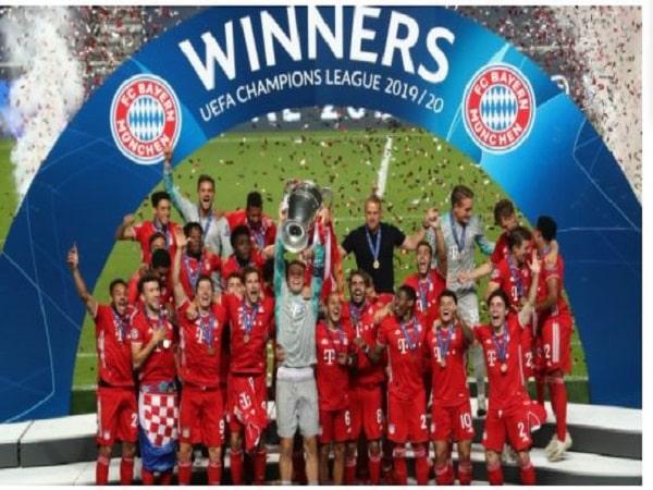 Bayern Munich - 6 lần vô địch