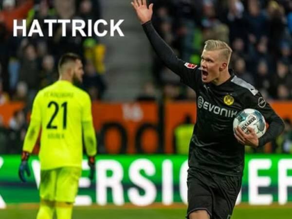 Giải thích Hattrick là gì?