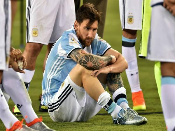 Hình xăm Messi và những câu chuyện đầy bí ẩn đằng sau