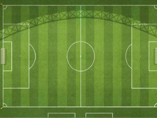 Quy định của FIFA về khung thành bóng đá 11 người