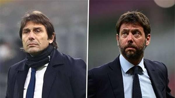 Sếp lớn Italia yêu cầu trừng phạt Juve, Milan và Inter vì Super League