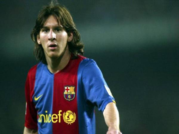 Kiểu tóc Messi đẹp nam tính