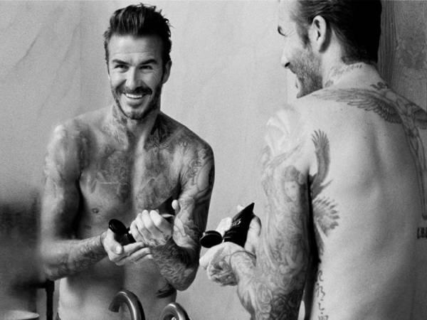 Nghệ thuật những hình xăm David Beckham