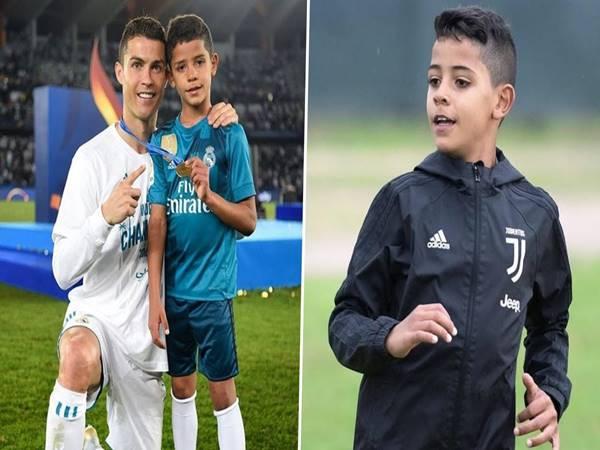 Ronaldo có bao nhiêu con? Con của Ronaldo tên là gì?