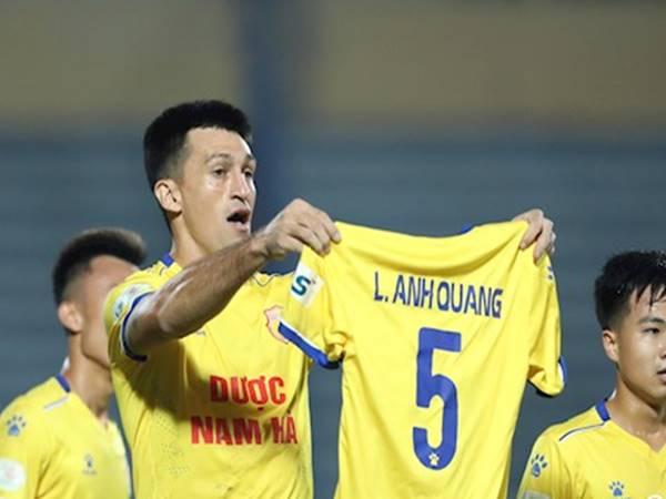Top 8 cầu thủ ghi nhiều bàn thắng nhất lịch sử V-League
