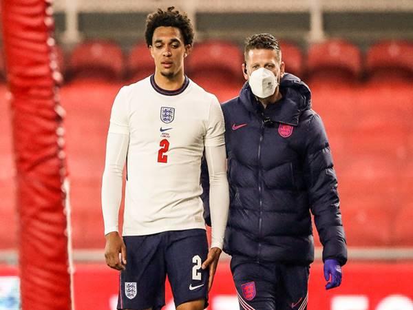 Bóng đá Anh 4/6: ĐT Anh có nguy cơ mất trụ cột Alexander-Arnold