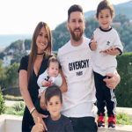 Vợ của Messi - Đệ nhất phu nhân nhan sắc vẹn toàn của làng bóng đá